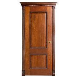 Дверь Оникс Александрия-2 глухая
