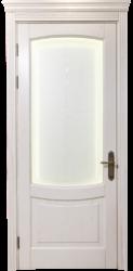 Дверь Альверо ДО Алина, Беленный дуб