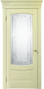 Дверь Альверо ДО Алина, Олива