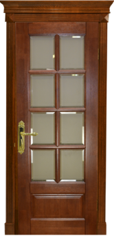 Дверь Альверо ДО Анна, Дуб Янтарный