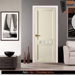 Межкомнатная дверь из массива бука Арго