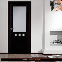 Межкомнатная дверь из массива бука Арго 1