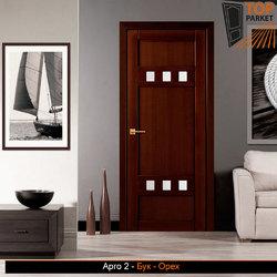 Межкомнатная дверь из массива бука Арго 2