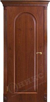 Дверь Арка 2 Красное дерево