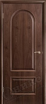 Дверь Арка Палисандр