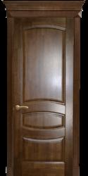 Дверь Альверо Аврора, Орех