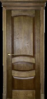 Дверь Альверо Аврора, Орех золотой