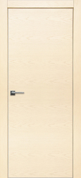 Межкомнатная дверь PG BASE 1 дуб слоновая кость