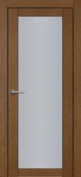 Межкомнатная дверь PO BASE 2 орех бордо