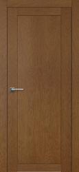 Межкомнатная дверь PG BASE 2 орех бордо