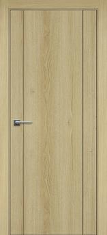 Межкомнатная дверь PG BASE 3 дуб скальный