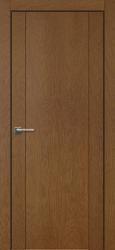 Межкомнатная дверь PG BASE 3 орех бордо