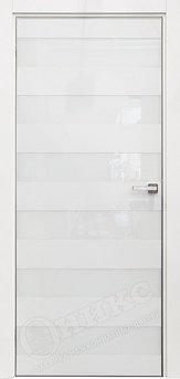 Дверь Нео Белая эмаль