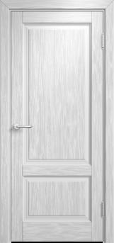 Дверь Мадера  Винтаж 13 Браш Белая эмаль