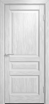 Дверь Мадера  Винтаж 5 Браш Белая эмаль