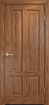 Дверь Мадера  Винтаж 15  Браш Бордо
