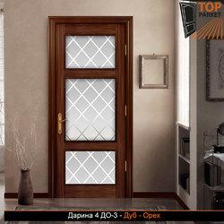 Межкомнатная дверь из массива дуба Дарина 4 ДО-3