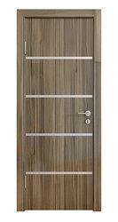 Межкомнатная дверь Дверная Линия ДГ-505 Сосна глянец