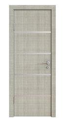 Межкомнатная дверь Дверная Линия ДГ-505 Серый дуб