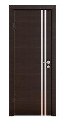 Межкомнатная дверь Дверная Линия ДГ-506 Венге горизонтальный