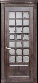Дверь Альверо ДО Диана, Орех черный