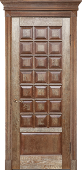 Дверь Альверо  Диана, Орех золотой