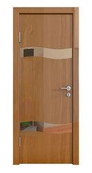 Межкомнатная дверь Дверная Линия ДО-503 Анегри темный зеркало бронза
