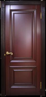 Дверь Альверо Екатерина, Гранат