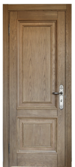 Дверь Альверо Екатерина, Дуб натуральный