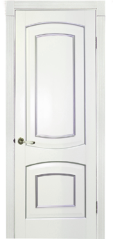 Дверь Альверо Елена, Иней с Серебром