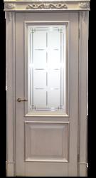 Дверь Альверо ДО Елизавета 2, Иней