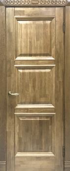 Дверь Альверо  Елизавета 5, Натуральный Дуб