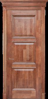 Дверь Альверо ДО Елизавета 5, Орех
