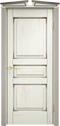 Дверь Д 5 Эмаль F120 чёрная патина