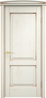 Дверь Д 13 Эмаль F120 патина золото