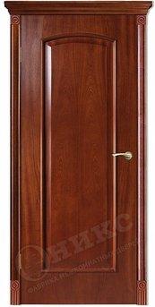Дверь Глория Красное дерево