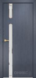 Дверь рондо дуб графит
