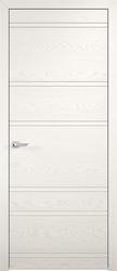 Дверь Line 1 Белая эмаль