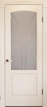 Дверь Альверо ДО Ирина, Белый Бук