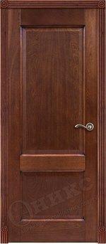 Дверь Италия 2 Красное дерево патина