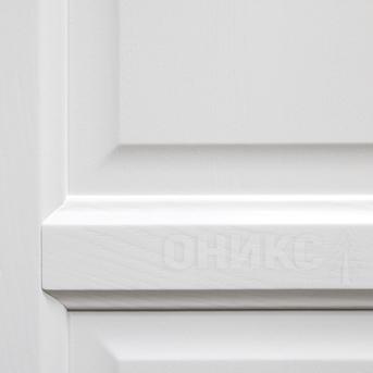 Дверь Италия 3 Белая эмаль
