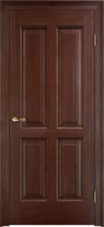 Дверь Дуб Д 15 Орех 15%