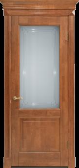 Дверь Альверо ДО Кантри, Орех