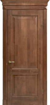 Дверь Альверо Кантри, Орех