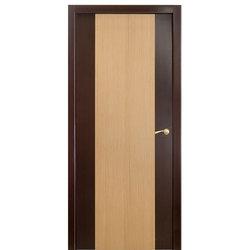 Межкомнатная дверь Оникс Комби Дуб