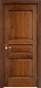 Дверь ОЛ 5 Коньяк патина