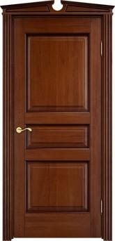 Дверь Д 5 Коньяк патина