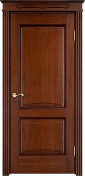 Дверь Д 6/2 Коньяк патина