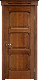 Дверь Ол 7.3 Коньяк патина