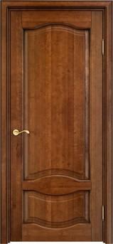 Дверь ОЛ 33 Коньяк патина